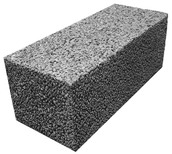 Blocks of foam concrete glass gc mashinter for Cement foam blocks